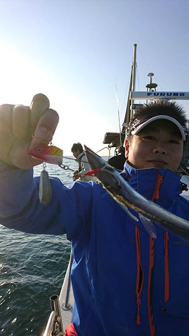 マイクロ太刀魚テンヤ