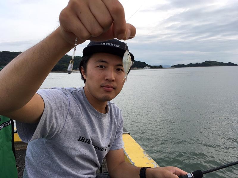 カワハギ釣行