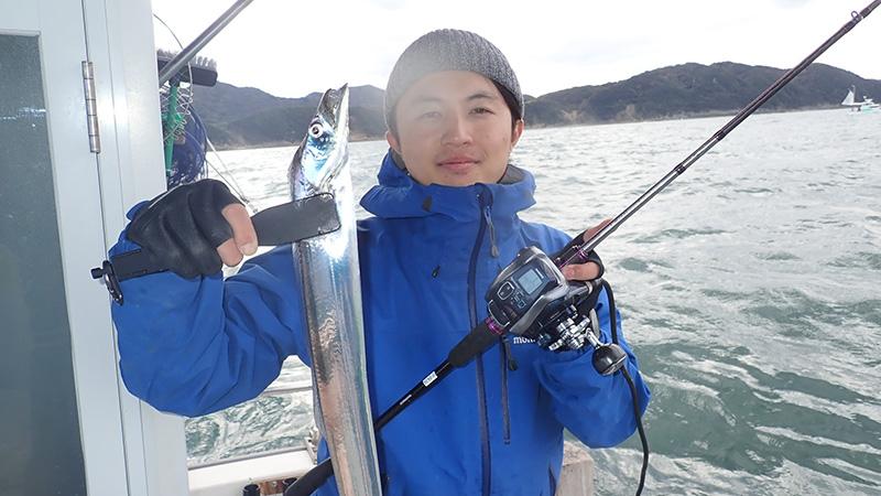 タチウオテンヤ釣行
