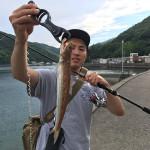 ロックフィッシュ釣行でしたが、、、